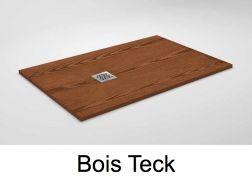 receveur de douche 100 cm bac de douche 70x100 75x100. Black Bedroom Furniture Sets. Home Design Ideas