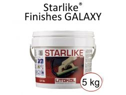 Mortier, colle joint, époxy, Starlike, Finishes GALAXY,  Litokol 5 kg