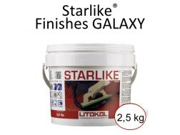 Mortier colle joint époxy Starlike Finishes GALAXY  Litokol 2,5 kg