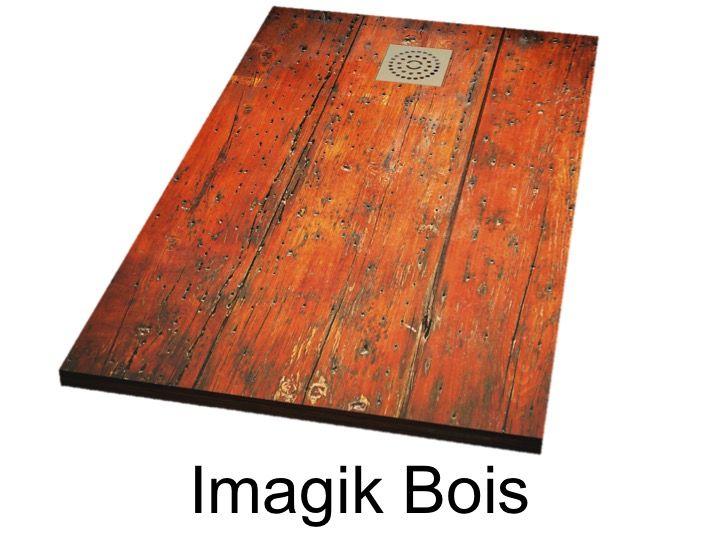 receveurs de douches longueur 160 receveur de douche 160 cm imagik bois. Black Bedroom Furniture Sets. Home Design Ideas