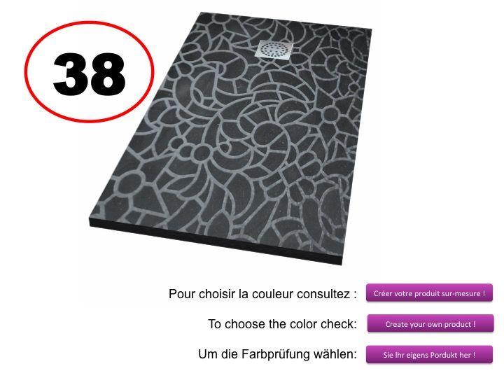 receveurs de douches longueur 200 receveur de douche 200 cm imagik art deco. Black Bedroom Furniture Sets. Home Design Ideas