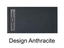 receveur de douche 120 cm bac de douche 65x120 70x120 75x120 80x120 85x120 90x120 95x120. Black Bedroom Furniture Sets. Home Design Ideas