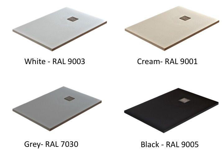 receveurs de douches longueur 90 receveur de douche 90 cm en r sine bac douche l. Black Bedroom Furniture Sets. Home Design Ideas