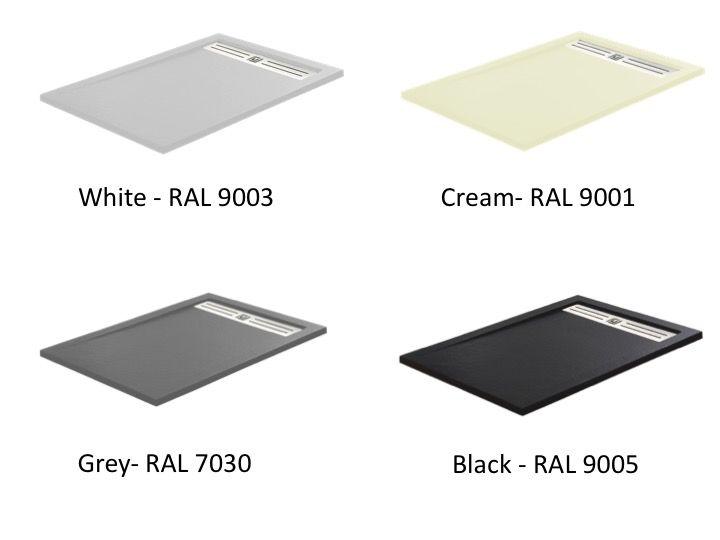 receveurs de douches longueur 160 receveur de douche 160 cm en r sine bac douche l. Black Bedroom Furniture Sets. Home Design Ideas