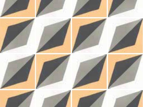 Carrelage sol et mur c ciment imitation art deco 9 - Gres cerame imitation carreau ciment ...