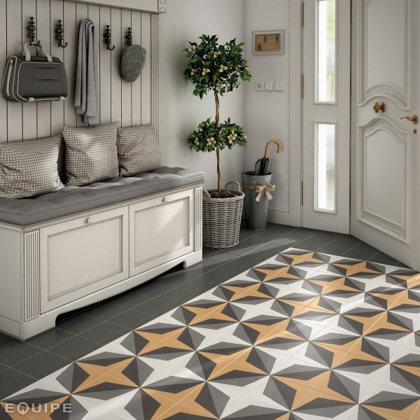 carrelages mosa ques et galets aspect cx ciment art deco 9 colours 20x20 carrelage. Black Bedroom Furniture Sets. Home Design Ideas