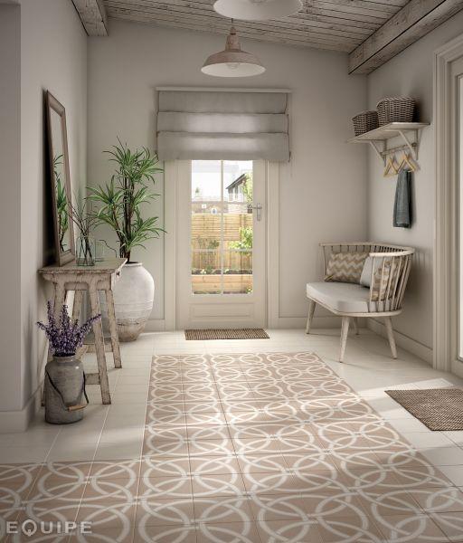 carrelages mosa ques et galets aspect cx ciment art deco 4 pastel 20x20 carrelage. Black Bedroom Furniture Sets. Home Design Ideas