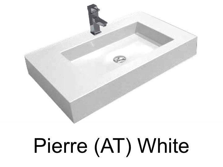 vasques largeur 80 vasque suspendue ou encastrer. Black Bedroom Furniture Sets. Home Design Ideas