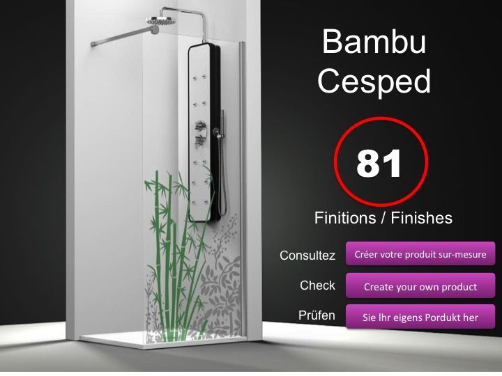 paroi de douche longueur 70 paroi de douche fixe 70 cm hauteur de 180 220 cm ov2000. Black Bedroom Furniture Sets. Home Design Ideas