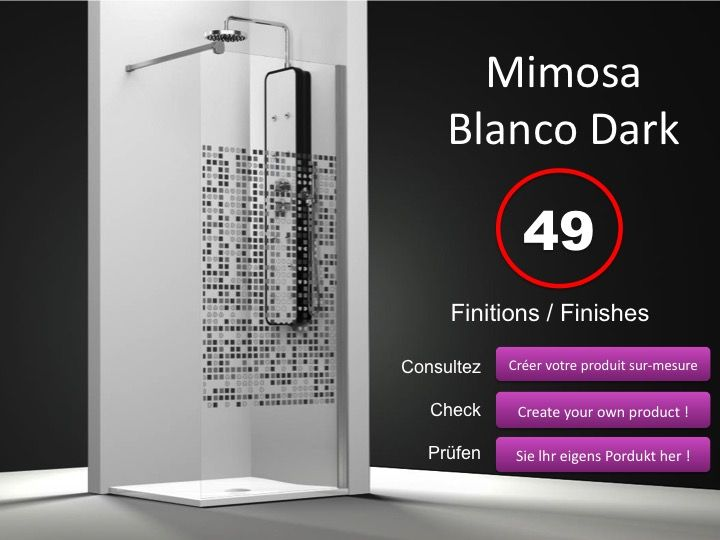 paroi de douche longueur 80 paroi de douche fixe 80 cm. Black Bedroom Furniture Sets. Home Design Ideas