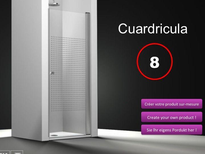 Paroi de douche longueur 90 porte de douche pivotante 90 for Porte de douche 180 cm