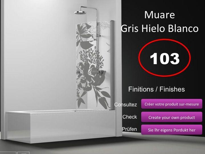 paroi de douche longueur 80 pare baignoire battant 80 cm fixation droite hauteur de 100. Black Bedroom Furniture Sets. Home Design Ideas