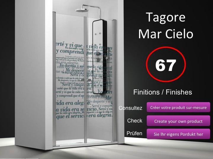 Paroi de douche longueur 100 double porte de douche pivotante mod le saloon 100 cm imagik - Porte de service hauteur 180 ...