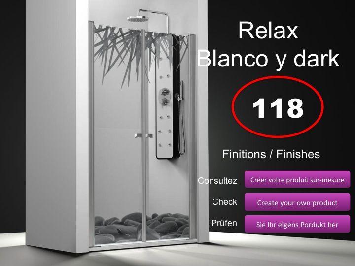 Porte de douche saloon 100 cm my blog - Porte de douche extensible ...