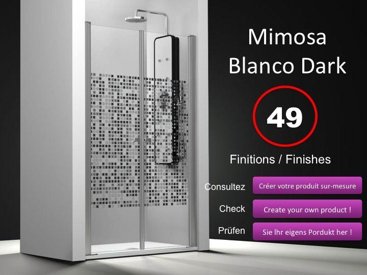 Paroi de douche longueur 110 double porte de douche for Porte de douche 110 cm