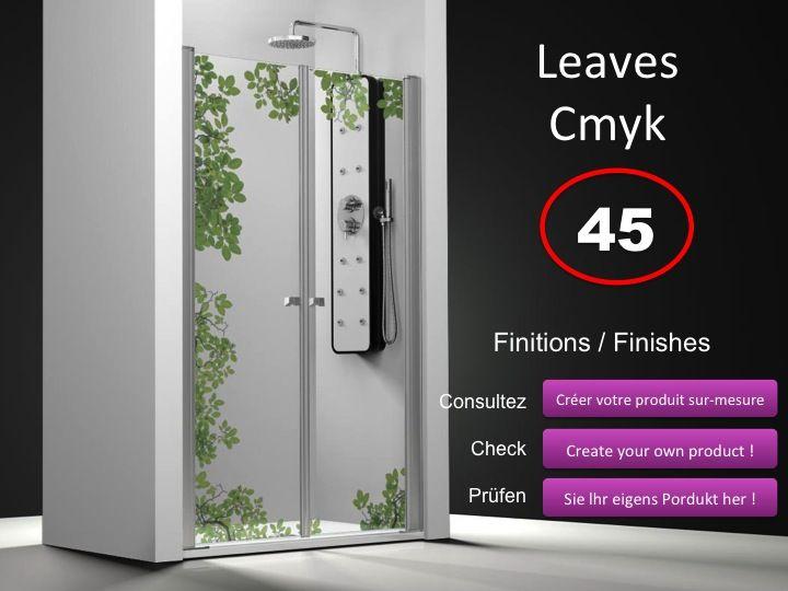 Paroi de douche longueur 140 double porte de douche pivotante mod le saloon - Porte de douche 140 cm ...