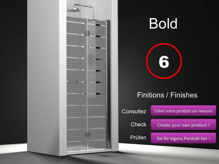 paroi de douche longueur 60 porte de douche 60 cm 2. Black Bedroom Furniture Sets. Home Design Ideas