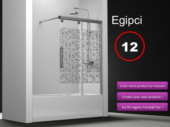Paroi de douche longueur 130 pare baignoire coulissant for Baignoire 130 cm longueur