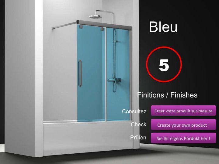 paroi de douche longueur 150 pare baignoire coulissant 150 cm fixation droite d coration. Black Bedroom Furniture Sets. Home Design Ideas