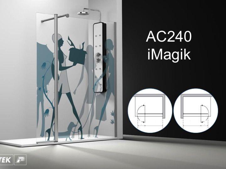 paroi de douche longueur 130 paroi de douche 130 plus 35cm un panneau fixe avec un panneau. Black Bedroom Furniture Sets. Home Design Ideas