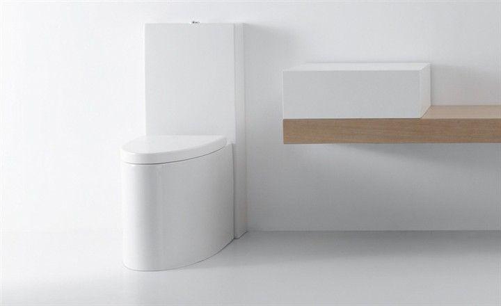 Meubles lave mains robinetteries wc cuvette design cuvette wc design boing blanc - Cuvette wc design ...