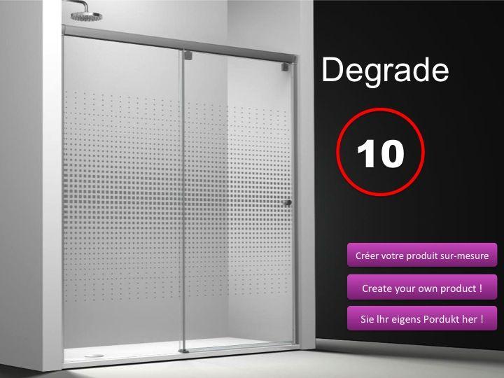 Paroi de douche longueur 110 porte de douche coulissante for Porte douche 110 cm