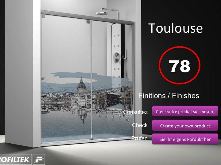 Paroi de douche longueur 110 porte de douche coulissante for Porte de douche 110 cm