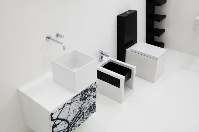 meubles lave mains robinetteries wc cuvette design cuvette wc design box blanc. Black Bedroom Furniture Sets. Home Design Ideas