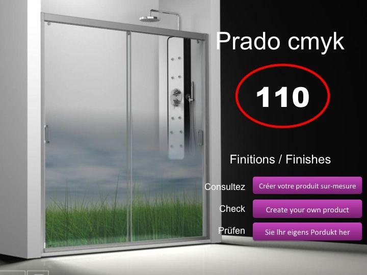 Paroi de douche longueur 100 porte de douche 2 panneaux coulissants 100 cm d cor imagik Porte de douche 100 cm