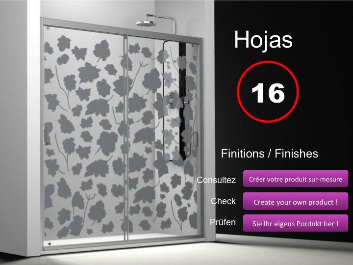 paroi de douche longueur 150 porte de douche 2 panneaux coulissants 150 cm d cor s rigraphie. Black Bedroom Furniture Sets. Home Design Ideas