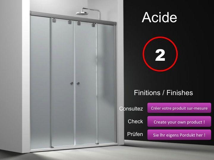 paroi de douche longueur 140 paroi de douche 4 panneaux 2 portes centrales coulissantes 140. Black Bedroom Furniture Sets. Home Design Ideas