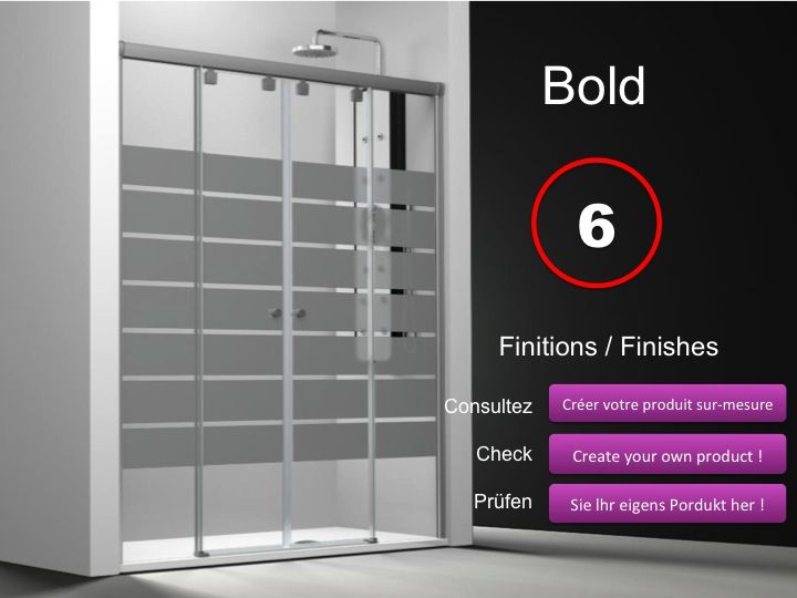 paroi de douche longueur 135 paroi de douche 4 panneaux 2 portes centrales coulissantes 135. Black Bedroom Furniture Sets. Home Design Ideas