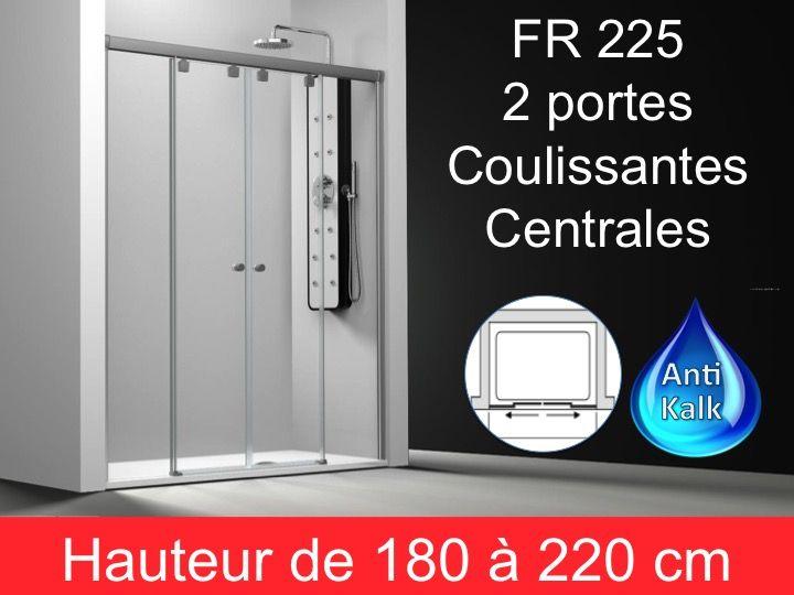 Paroi de douche longueur 135 paroi de douche 4 panneaux for Porte de douche 180 cm