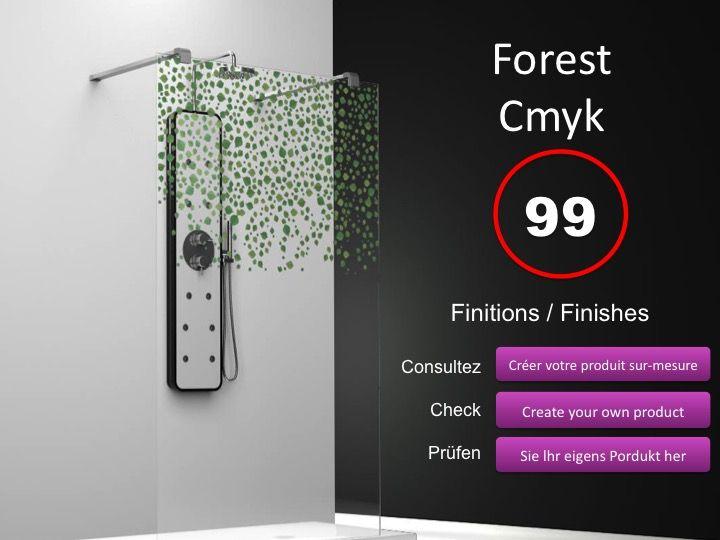paroi de douche longueur 140 paroi de douche fixe ilot 140 cm hauteur de 180 220 cm bs201. Black Bedroom Furniture Sets. Home Design Ideas
