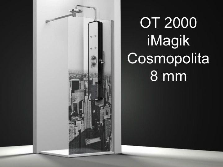 paroi de douche longueur 45 paroi de douche fixe paisseur 8 mm largeur 45 cm hauteur de. Black Bedroom Furniture Sets. Home Design Ideas