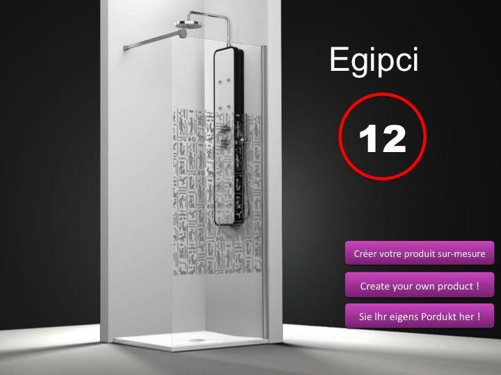 paroi de douche longueur 120 paroi de douche fixe paisseur 8 mm largeur 120 cm hauteur de. Black Bedroom Furniture Sets. Home Design Ideas