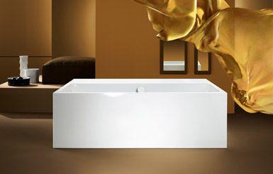 Radiateur s che serviettes baignoires baignoire 180 x 90 cm ilot en acier maill kaldewei - Email de baignoire abime ...