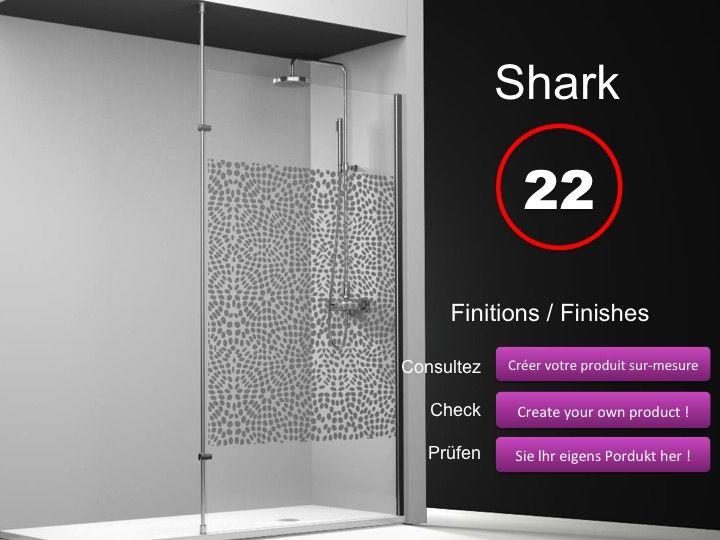 paroi de douche longueur 25 paroi de douche fixe 25 cm avec barre stabilisatrice du sol au. Black Bedroom Furniture Sets. Home Design Ideas
