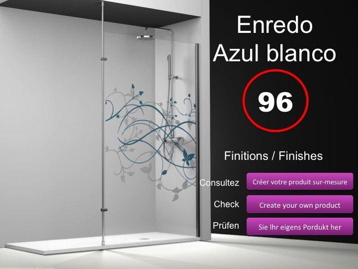 paroi de douche longueur 45 paroi de douche fixe 45 cm avec barre stabilisatrice du sol au. Black Bedroom Furniture Sets. Home Design Ideas