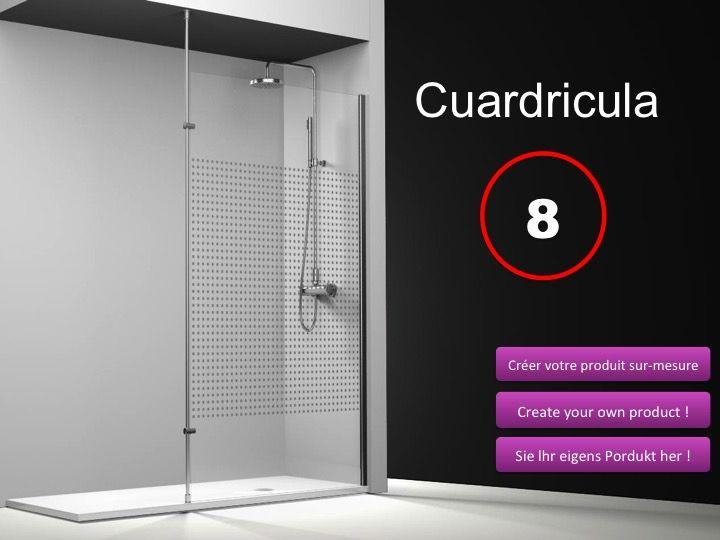 Paroi de douche longueur 125 paroi de douche fixe 125 cm for Solde paroi de douche
