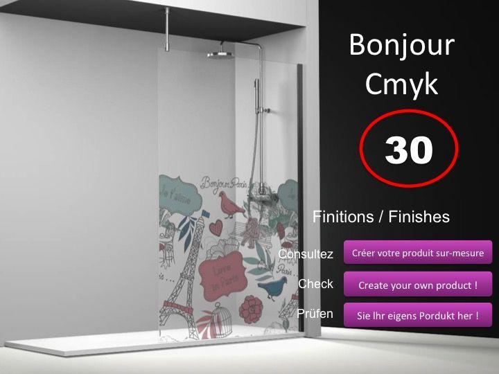 paroi de douche longueur 70 paroi de douche fixe 70 cm avec barre stabilisatrice au plafond. Black Bedroom Furniture Sets. Home Design Ideas