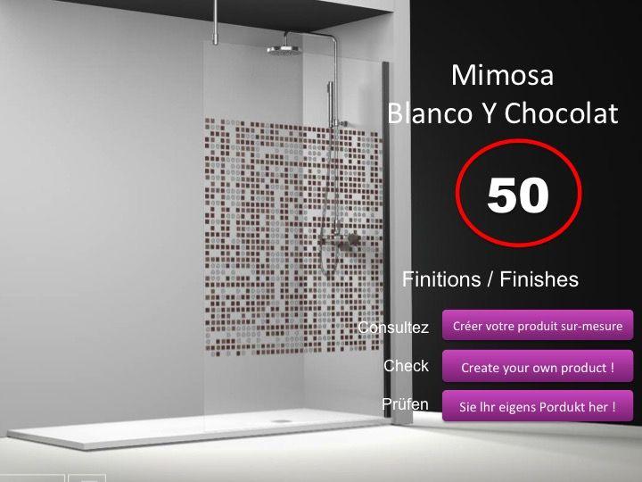 paroi de douche longueur 75 paroi de douche fixe 75 cm avec barre stabilisatrice au plafond. Black Bedroom Furniture Sets. Home Design Ideas