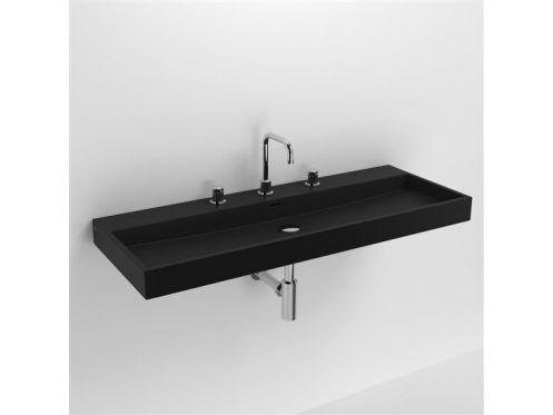 Meubles lave mains robinetteries lavabo et vasque for Meuble lavabo 110