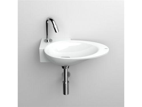 meubles lave mains robinetteries lave mains lave mains vasque design en c ramique blanc. Black Bedroom Furniture Sets. Home Design Ideas