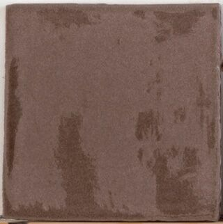 Carrelage sol et mur mural provenza tabaco brillo 10x10 for Carrelage sol 10x10
