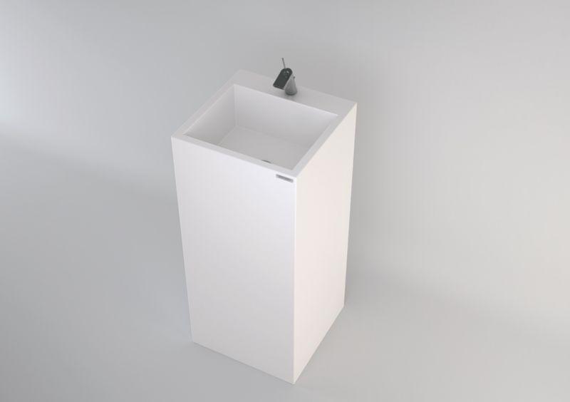 vasques corian type lavabo sur pied design type corian. Black Bedroom Furniture Sets. Home Design Ideas