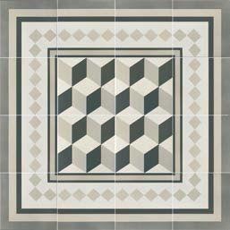 carrelages mosa ques et galets aspect cx ciment paris 18e 20x20 carrelage imitation. Black Bedroom Furniture Sets. Home Design Ideas