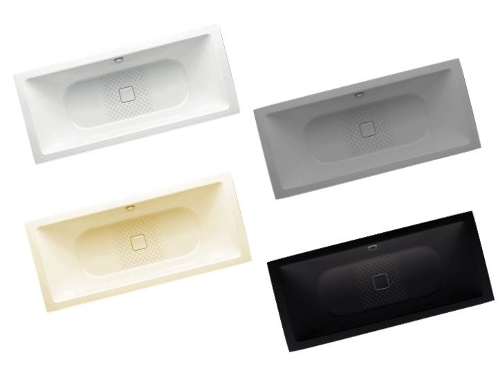 radiateur s che serviettes baignoires baignoire 190 x 90 cm en acier maill kaldewei. Black Bedroom Furniture Sets. Home Design Ideas