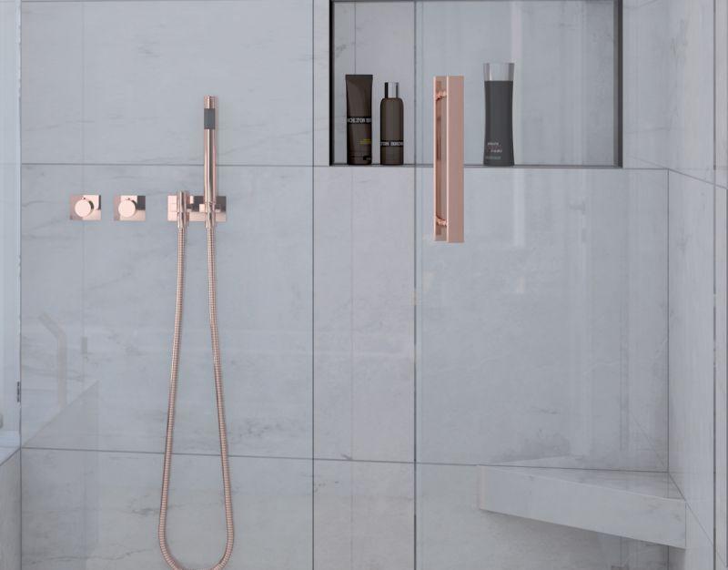 Receveurs de douches a carreler wedi niches de douche for Comment fabriquer une colonne de salle de bain