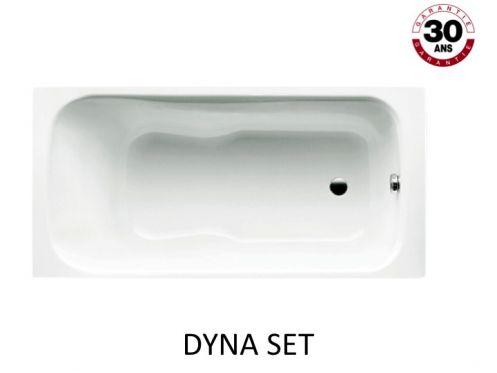 meubles lave mains robinetteries baignoires baignoire 160 x 70 cm en acier maill kaldewei. Black Bedroom Furniture Sets. Home Design Ideas